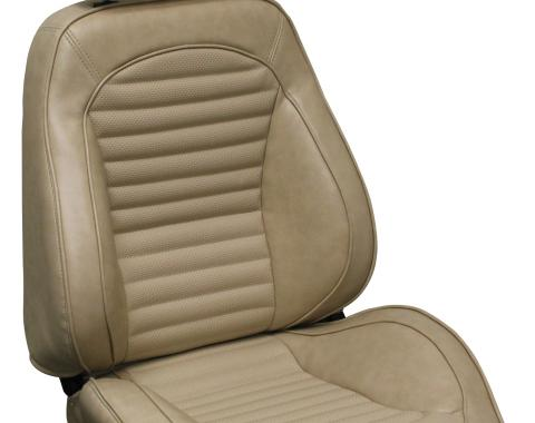 Distinctive Industries 1966 Mustang Standard Touring II Assembled Front Bucket Seats 060005