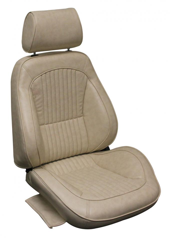Distinctive Industries 1968 Mustang Deluxe/Shelby Touring II Assembled Front Bucket Seats 060020