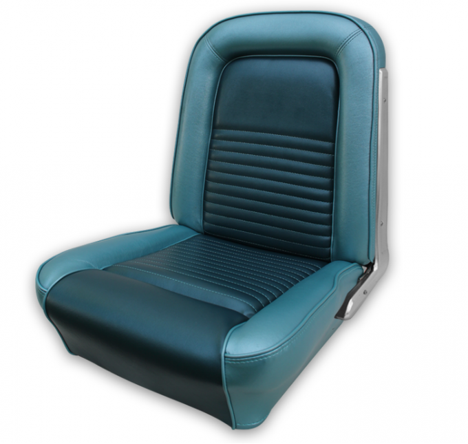 Distinctive Industries 1967 Mustang Standard Coupe with Buckets Front & Rear Upholstery Set 068106
