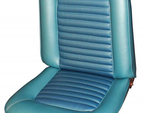 Distinctive Industries 1966 Mustang Standard Coupe with Buckets Front & Rear Upholstery Set 067900