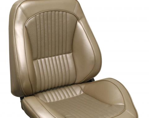 Distinctive Industries 1968 Mustang Standard Touring II Assembled Front Bucket Seats 060015
