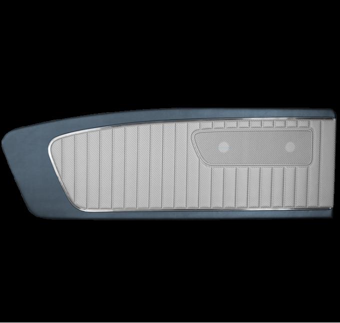 Distinctive Industries 1965 Mustang Two-Tone Standard Front Door Panels 067793