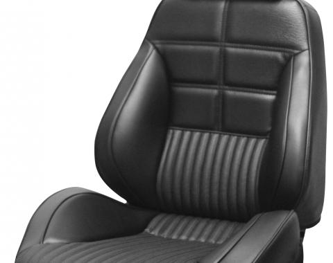 Distinctive Industries 1969 Mustang Deluxe/Grande Touring II Assembled Front Bucket Seats 060030