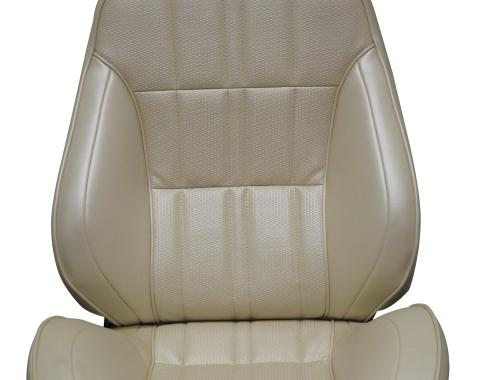 Distinctive Industries 1971-73 Mustang Deluxe/Grande Touring II Assembled Front Bucket Seats 060060