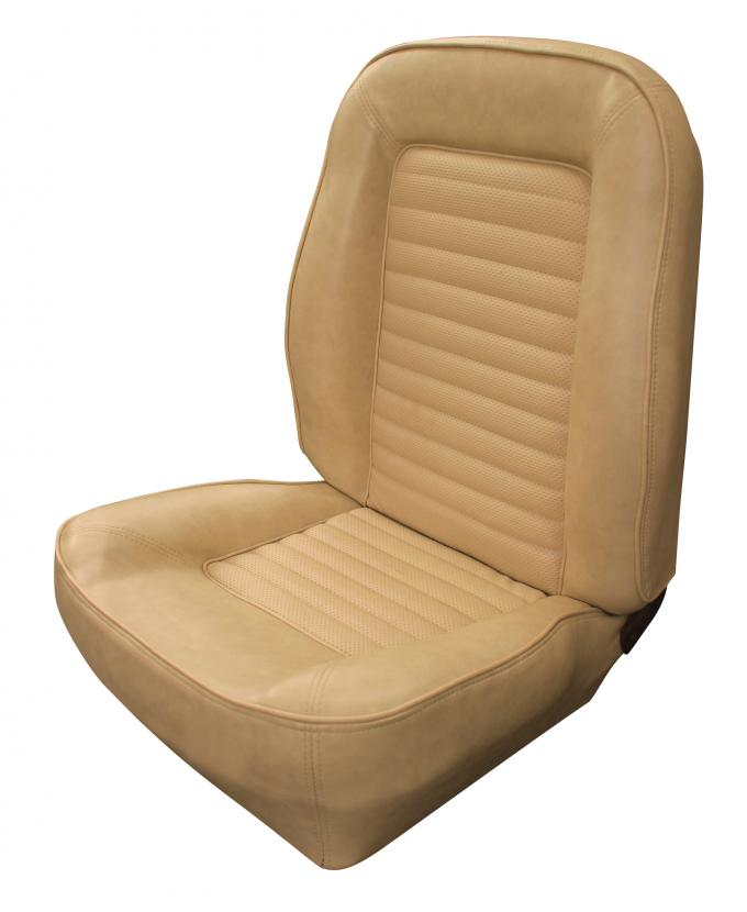 Distinctive Industries 1966 Mustang Standard Touring Coupe with Buckets Front & Rear Upholstery Set 068015