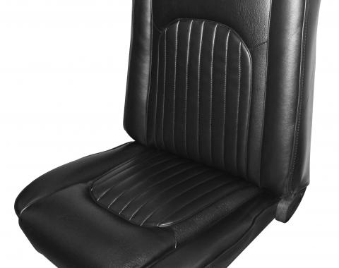 Distinctive Industries 1968 Cougar XR7 Hardtop with Bucket Seat Upholstery 107052