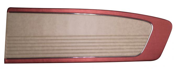 Distinctive Industries 1966 Mustang Two-Tone Standard Front Door Panels 067991