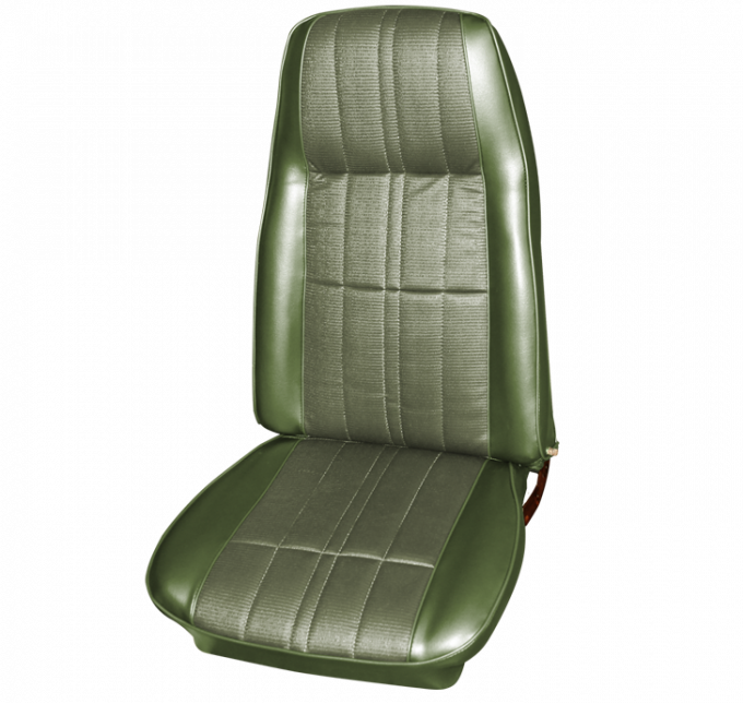 Distinctive Industries 1971-73 Mustang Deluxe / Grande Coupe with Buckets Front & Rear Upholstery Sets 068957
