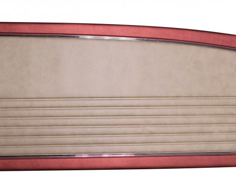 Distinctive Industries 1966 Mustang Two-Tone Standard Front Door Panels 067991