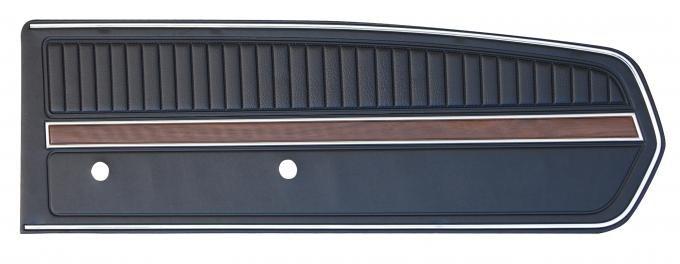 Distinctive Industries 1968 Mustang Deluxe Front Door Panels 068395