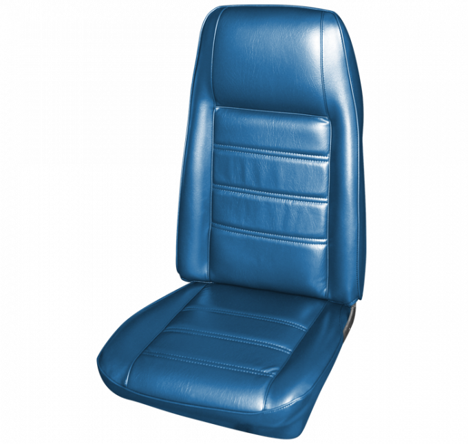 Distinctive Industries 1971-73 Mustang Standard Convertible Front & Rear Upholstery Set 068916