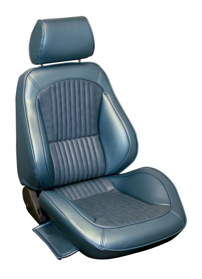 Distinctive Industries 1969 Mustang Standard Touring II Assembled Front Bucket Seats 060025