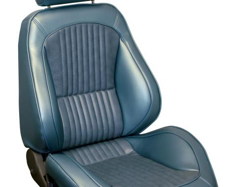 Distinctive Industries 1969 Mustang Standard Touring II Assembled Front Bucket Seats 060025
