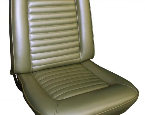 Distinctive Industries 1965 Mustang Standard Coupe with Buckets Front & Rear Upholstery Set 067702