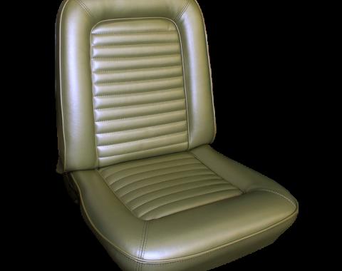 Distinctive Industries 1965 Mustang Standard Front Bucket Seat Upholstery 067769
