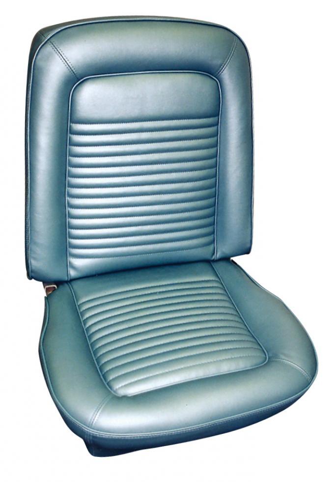Distinctive Industries 1968 Cougar Standard Hardtop Front Bucket Seat Upholstery 106955
