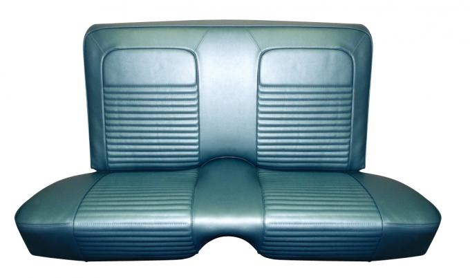 Distinctive Industries 1968 Cougar Standard Hardtop Rear Bench Seat Upholstery 106963