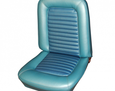 Distinctive Industries 1966 Mustang Standard Front Bucket Seat Upholstery 067967