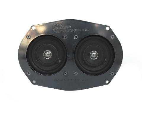 Custom AutoSound® Speakers