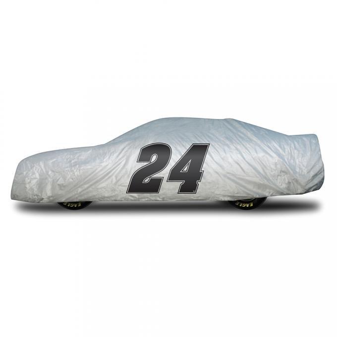Elite Premium™ Chase Elliott Car Cover, Gray (Size 4)