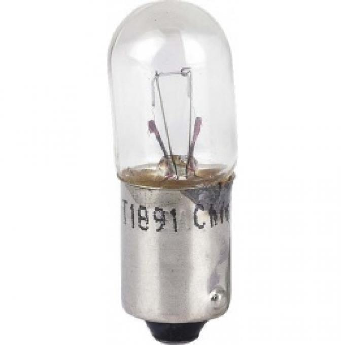 Ford Thunderbird Light Bulb, Radio Dial, 1957