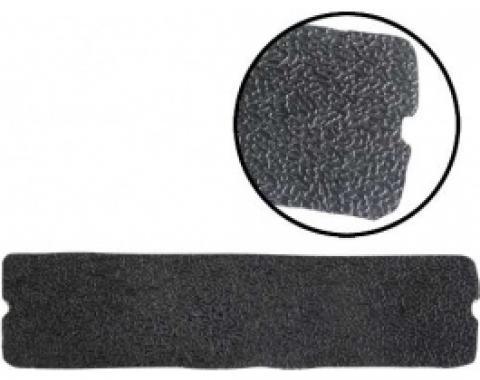 Daniel Carpenter Vinyl Pad, Black, For Bottom Of Door Armrest Pull C5SZ-6324046-BK