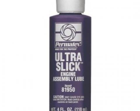 Permatex Assembly Lube, Ultra Slick, 4 Oz.
