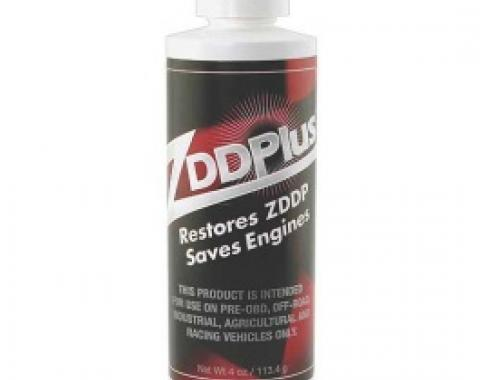 ZDDPlus Oil Additive, 4 Oz. Bottle