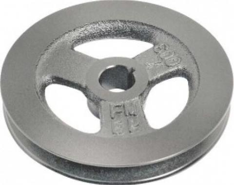 Ford Thunderbird Power Steering Pump Pulley, Eaton Pump Without Air Conditioning, 1961-65