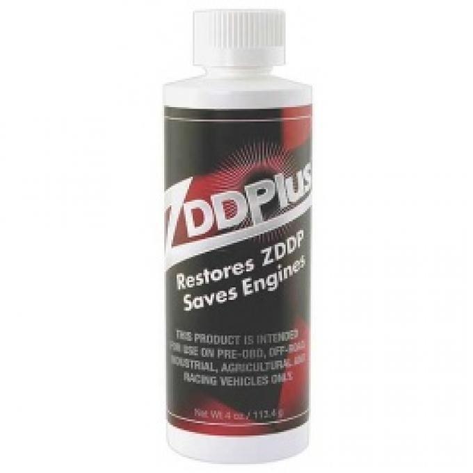 ZDDPlus Oil Additive, 4 Oz. Bottle
