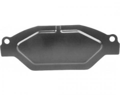 Ford Thunderbird Lower Bell Housing Inspection Plate, For C6 Transmission, 1966