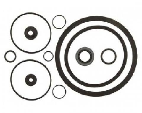Ford Thunderbird Eaton Power Steering Pump Seal Kit, 12 Pieces, 1958-65