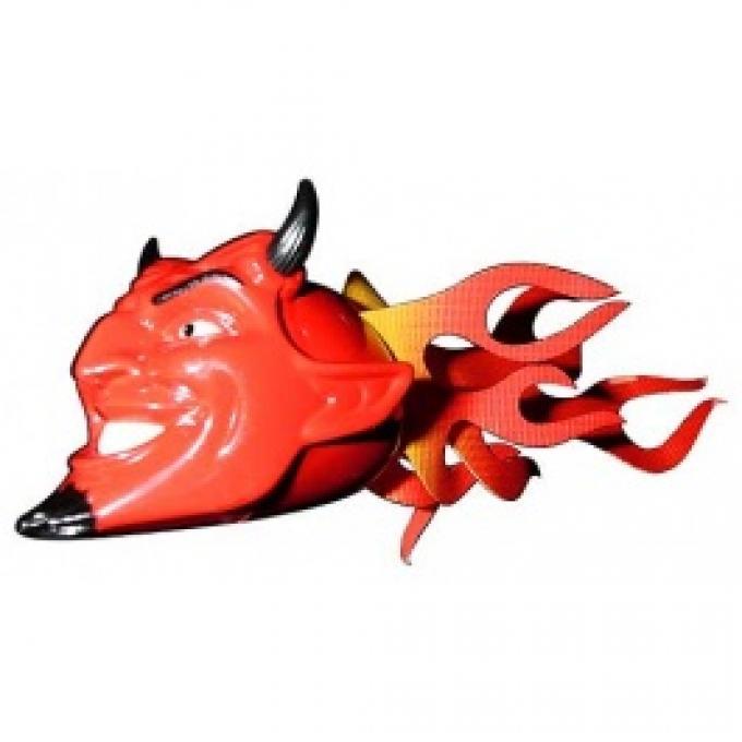 Antenna Topper, Flaming Devil