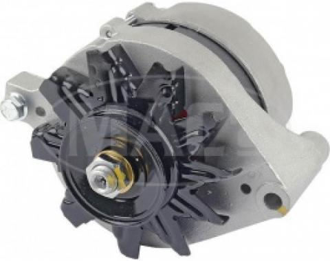 Ford Thunderbird Alternator, Remanufactured, Single Pulley, 42 To 55 Amps, 1965-66