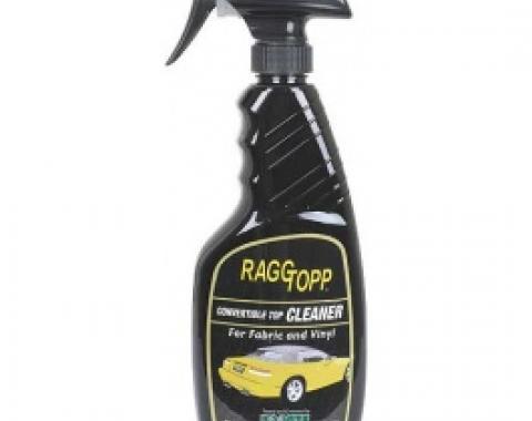 Convertible Top Cleaner, Raggtopp Brand, 16 Oz. Pump