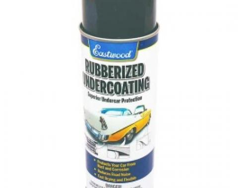 Rubberized Undercoat, 18 Oz. Spray Can