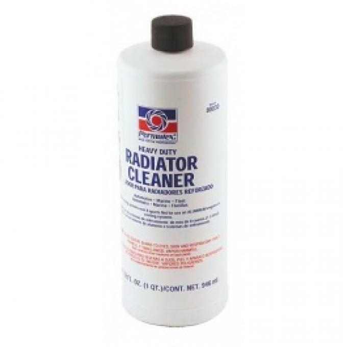 Permatex Radiator Cleaner, Heavy-Duty, 1 Quart