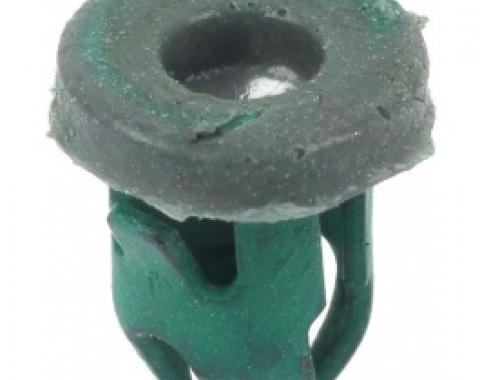 Emblem Barrel Clip, .120, Medium, 1955-66