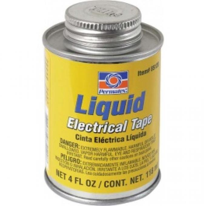 Liquid Electrical Tape, 4oz can