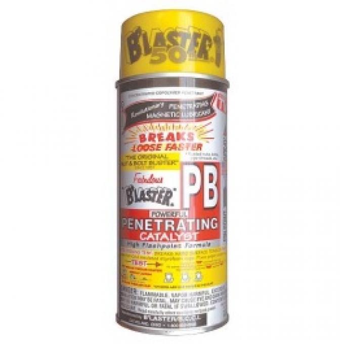 Penetrating Oil, 11 Oz. Spray Can, PB Blaster
