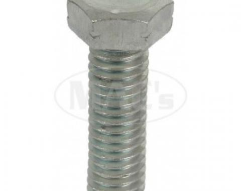 Hex Bolt for Power Steering Pump Adjusting Bracket, 1965-1972 Thunderbird, Set of 4