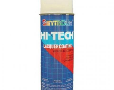 Gloss Clear Lacquer, 12 Oz. Spray Can
