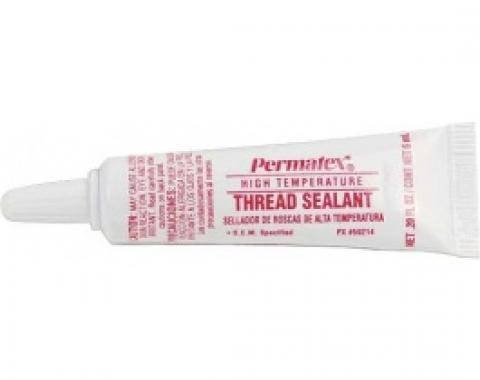 Gas Line Fitting Sealer, .20 Fl. Oz. Tube, Permatex