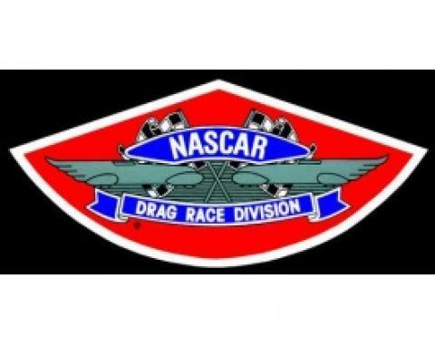 Decal, NASCAR Drag Racing Division