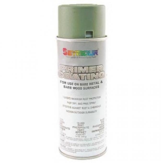 Aluminum Primer, Green Zinc Phosphate, 12 Oz. Spray Can