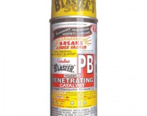 Penetrating Oil, 11 Oz. Spray Can, PB Blaster
