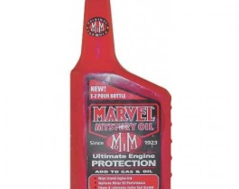 Marvel Mystery Oil, Top Cylinder Oil, 16 Oz. Bottle
