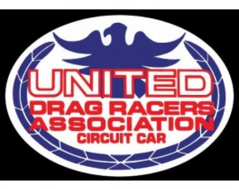 Decal, United Drag Racers Association