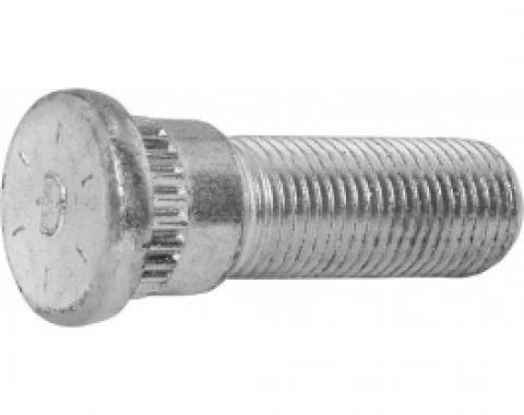 Ford Thunderbird Wheel Stud, 1/2-20 X 1-1/2 Long, 1955-57