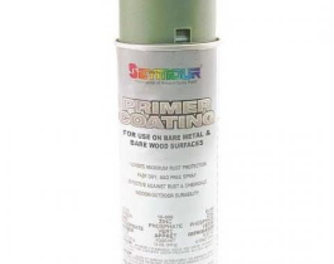 Aluminum Primer, Green Zinc Phosphate, 12 Oz. Spray Can
